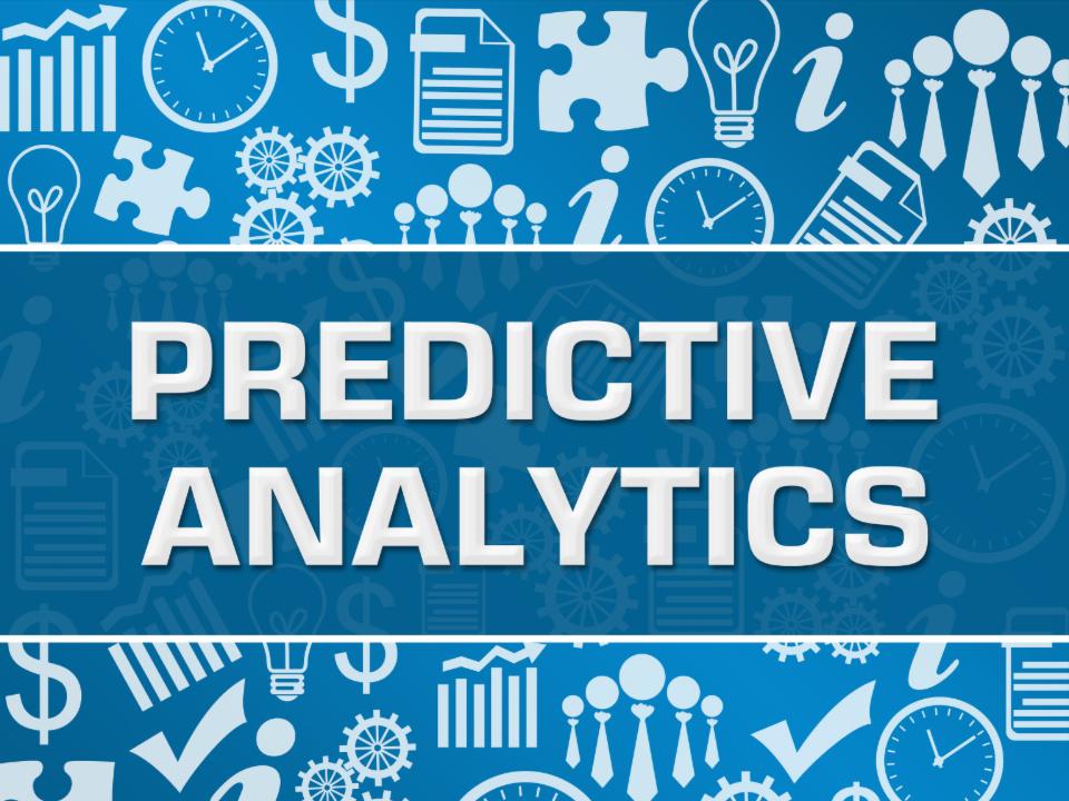 Picture of Predictive Analytics